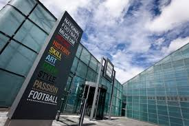Opening Night! National Football Museum