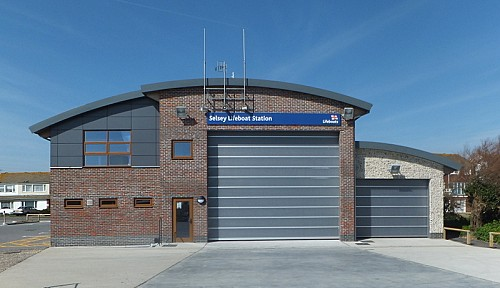 RNLI Selsey Lifeboat Station