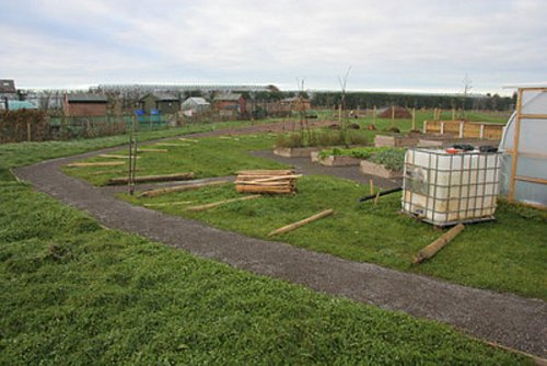 The Poor Marsh Allotments and Community Garden